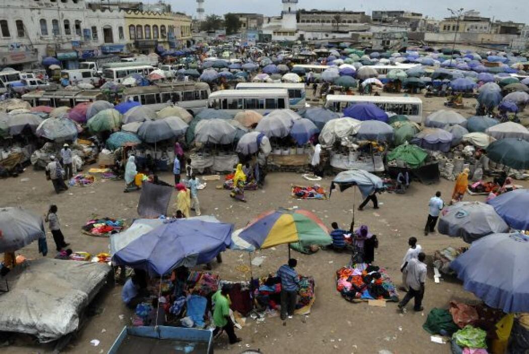 39 - DJIBOUTI, Djibouti. Posición anterior 62. La política del país reca...