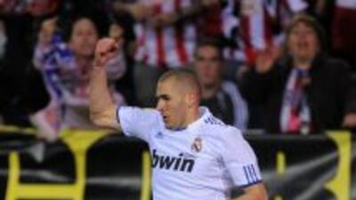 Karim Benzema.