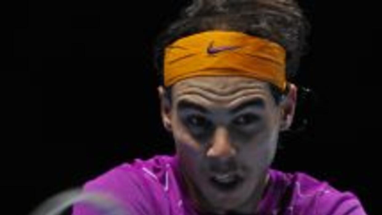 Rafael Nadal terminará este año como el mejor del ránking de la ATP.
