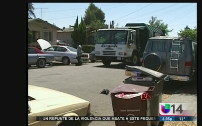 Camiones de basura podrían identificar carros robados en SJ