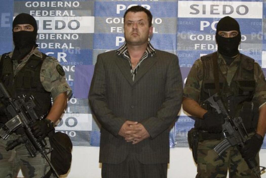 En 2005, los hermanos Beltrán Leyva, que antes estaban alineados con el...