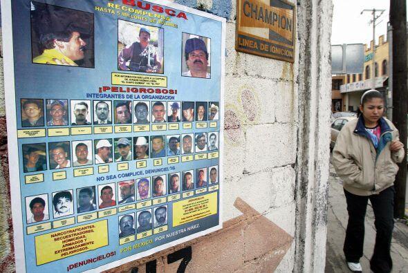 Las operaciones del Cártel de  Sinaloa se centran en la parte de...