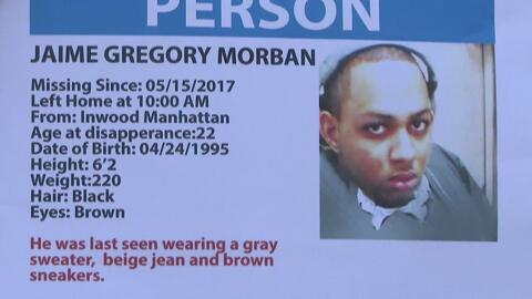 Familia dominicana busca desesperadamente a su hijo que desapareció desd...