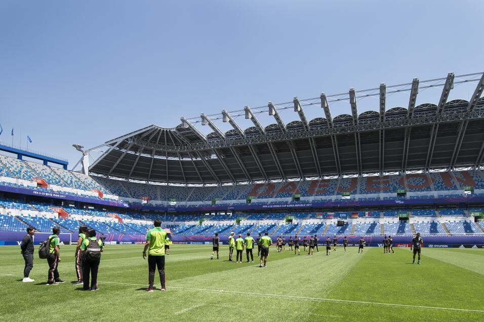La tecnología de asistente en video seguirá a prueba en el Mundial sub-2...