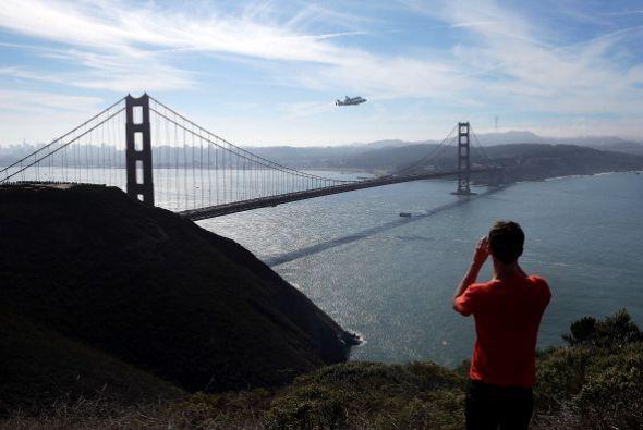 SEPTIEMBRE   Trasbordador espacial Endeavour: Su último vuelo sobre la B...