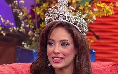 El mejor consejo de Jomari para Aleyda, la reina de Nuestra Belleza Latina