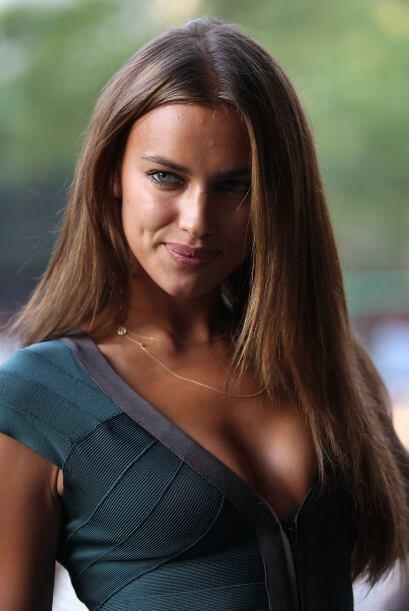 Irina Shayk, novia de Cristiano Ronaldo