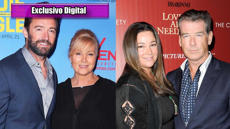 Amor y Fama, celebridades que se enamoraron de personas comunes
