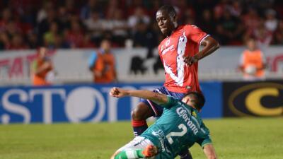 Cristian Borja: 'Equipos mexicanos no le ponen atención a Libertadores'
