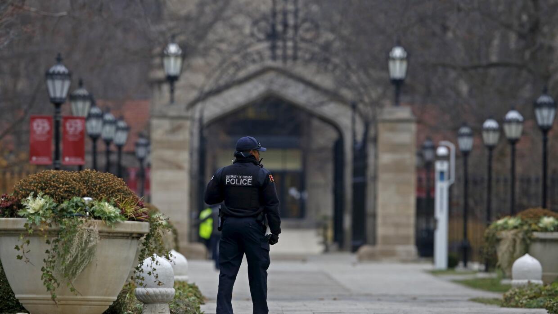 Amenaza Universidad Chicago