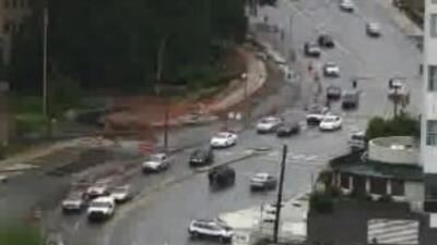 Accidentes viales en Georgia