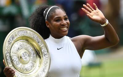 Serena Williams Campeona Wimbledon