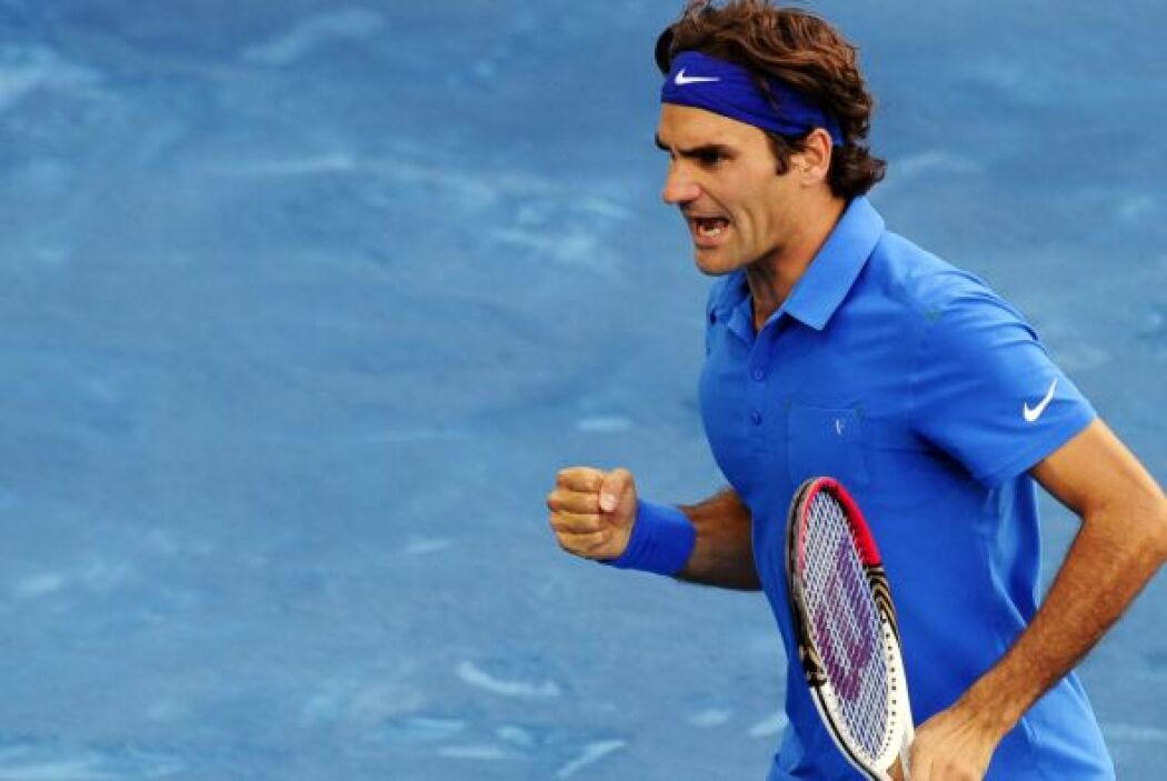 Roger sumó el cuarto título esta temporada en cinco torneos disputados (...
