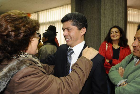Después de 17 años de juicio, un juez ecuatoriano valid&oa...