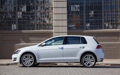 Volkswagen Golf TDI 2015, turbo-diésel
