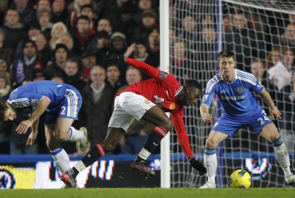 Sin embargo, 11 minutos más tarde, al 69', se volvió a marcar un penalti...