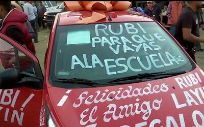 Estos fueron los regalos que recibió Rubí en su multitudinaria fiesta de XV