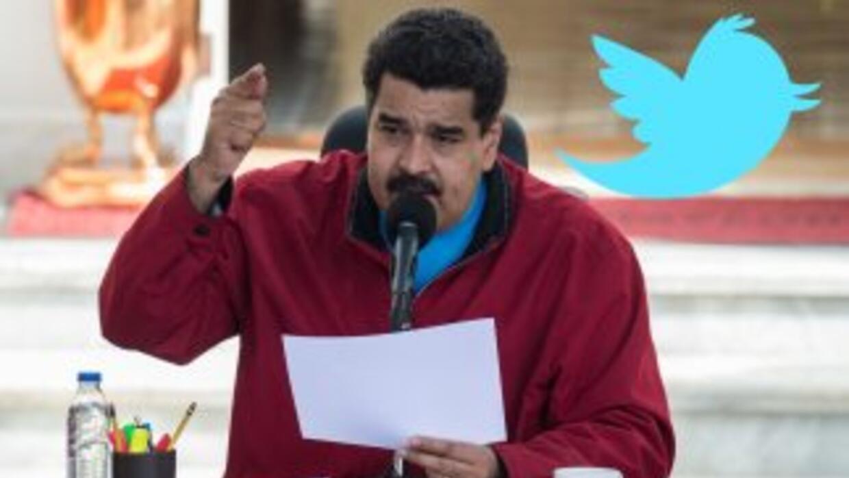 Nicolás Maduro convoca 'tuitazo'.