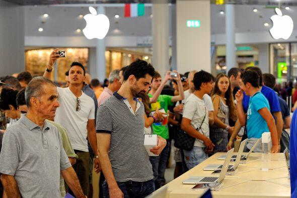 Apple, la popular empresa de la manaza, ha alcanzado tal valor de mercad...