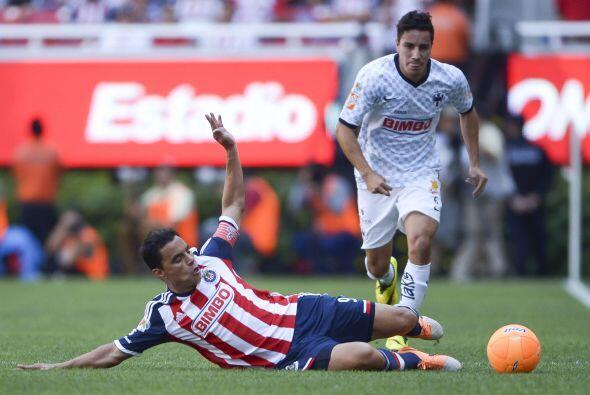 Jugó los 90 minutos, anotó su gol al minuto 81, no recibió ninguna tarje...