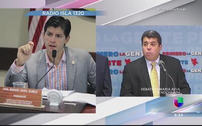 Manuel Natal revela por quiénes no va a votar