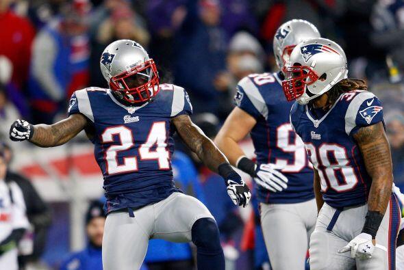 6. New England Patriots  Valor: $1.6 mil millones.  Dueño: Robert Kraft.
