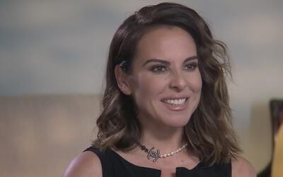"""Kate del Castillo: """"Jamás he cometido delito, yo no tengo cola que me pi..."""