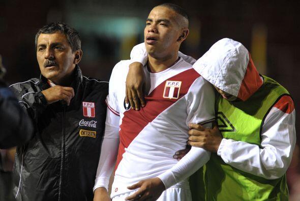 De hecho, Perú tampoco logró ganarle a Venezuela (1-1) y el defensor Ale...