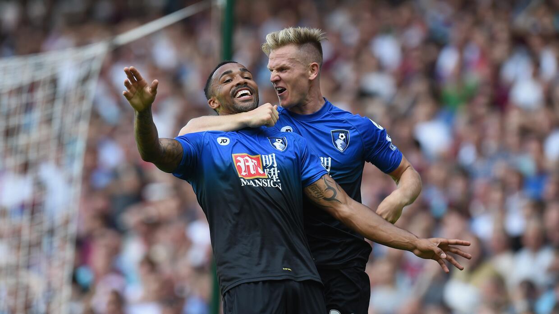 Bournemouth sumó sus primeros tres puntos en la Premier League.