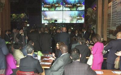 Desarrollo económico, el objetivo de la cumbre de inversionistas locales...