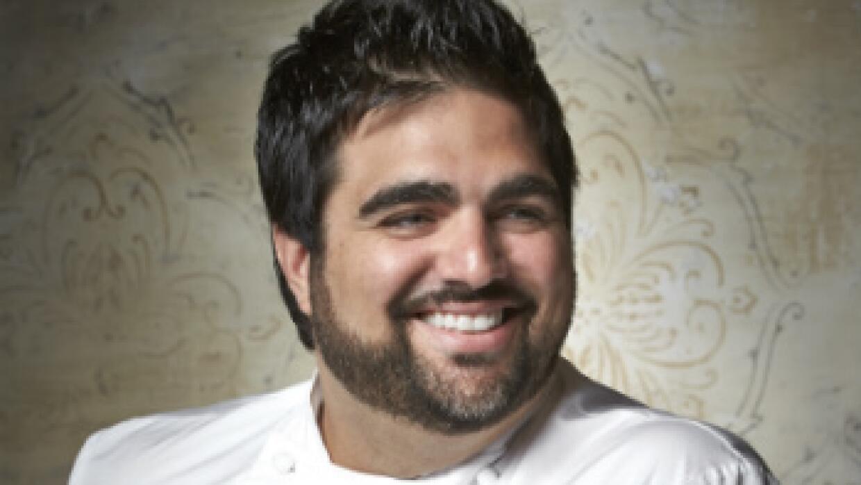 Chef Víctor Albisu