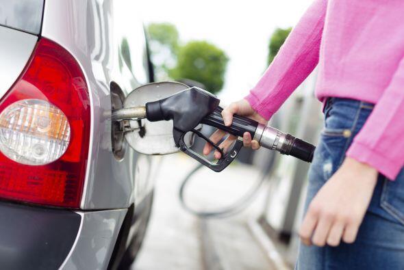 9-Añade descongelante de combustible. Agregar mensualmente una botella e...
