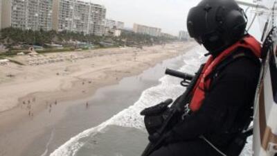 Acapulco se ha convertido en un destino turístico donde los ataques entr...
