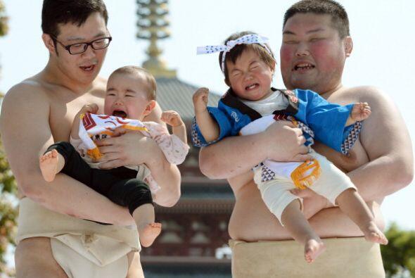 Para ser parte de esta lucha, los bebés no deben de rebasar el a&...