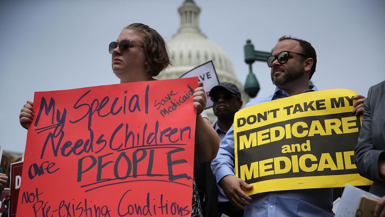 """""""Mis niños especiales son personas, no enfermedades preexistentes&q..."""
