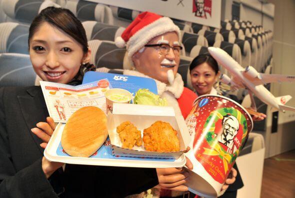 Cenar en esa cadena de comida rápida se transformó en una extraña costum...