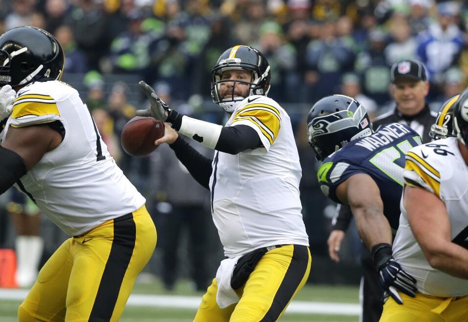 Los Seattle Seahawks vencieron 39 - 30 a los Pittsburgh Steelers en duel...