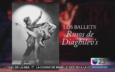 """Este domingo: """"Los ballets rusos de Diaghilev's"""""""