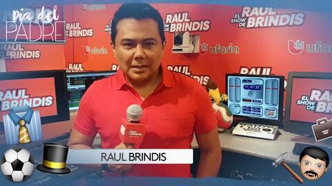 """""""Que mejor consejo que el ejemplo vivo"""", Raul Brindis"""