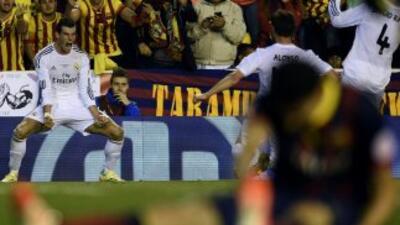 GAreth Bale marcó el gol de la sentencia.