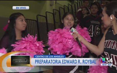 Líderes del futuro: Preparatoria Edward R. Roybal