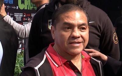 Humberto 'Chiquita' González aconsejó a Jessie Vargas