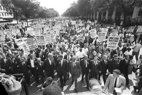 El 28 de agosto de 1963, el reverendo Martin Luther King Jr. dio su famo...