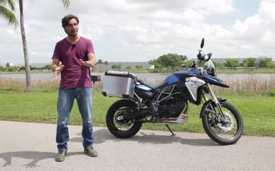 BMW F800GS Adventure 2016 - Prueba A Bordo [Full]