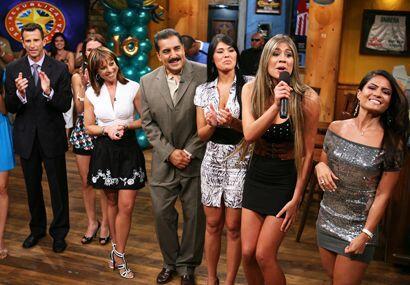 Y es que al Bar llegaron casi todas las que han ganado el Miss República.