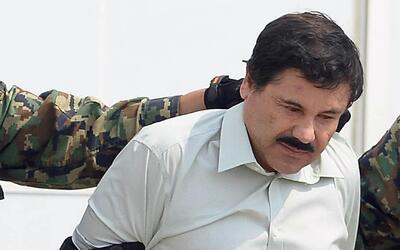 Extraditan al narcotraficante mexicano Joaquín 'El Chapo' Guzmán a Nueva...