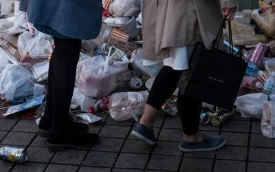 Lanzan programa para reportar a quienes tiran basura a las calles de Oak...