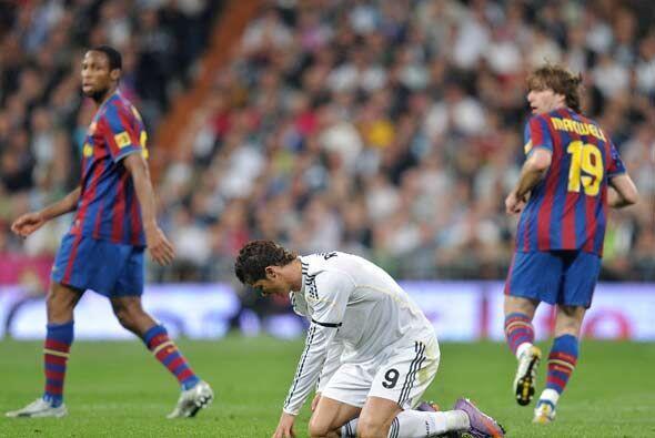 Cristiano Ronaldo se quejó en varios momentos de molestias en su pie.