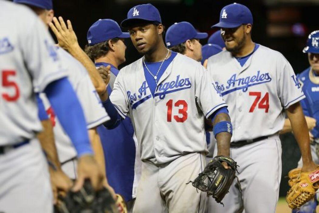 7. Dodgers de Los Angeles   Valor: $1,615 millones.  Dueño: Compañía Gug...