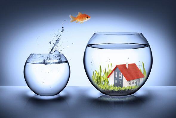 Desventaja de comprar: un inmueble es un activo no líquido. Esto...